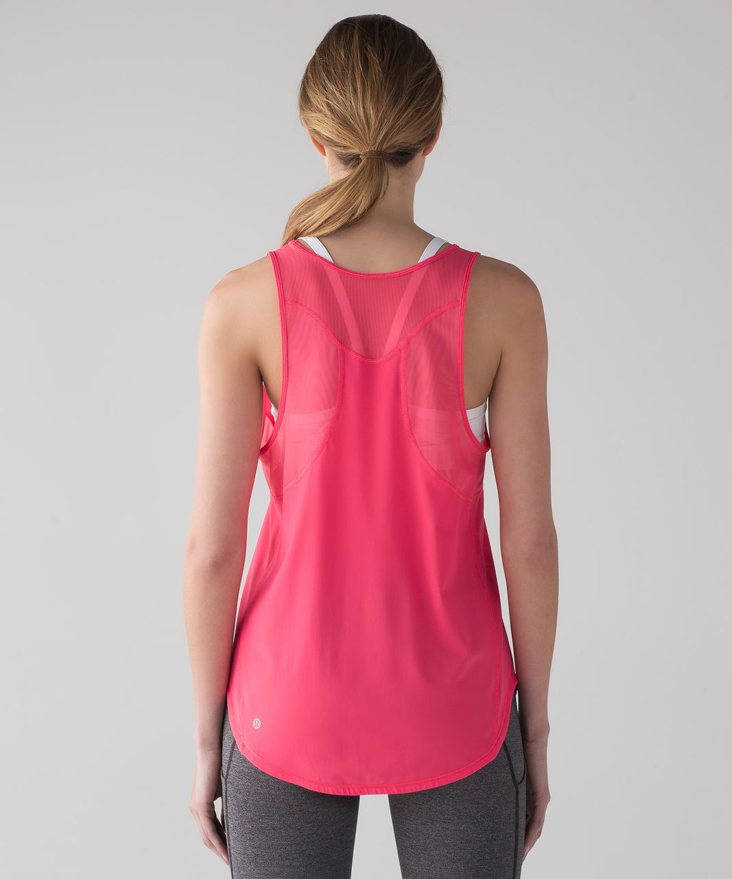 Lululemon Sculpt Tank Ii Lip Gloss Lulu Fanatics