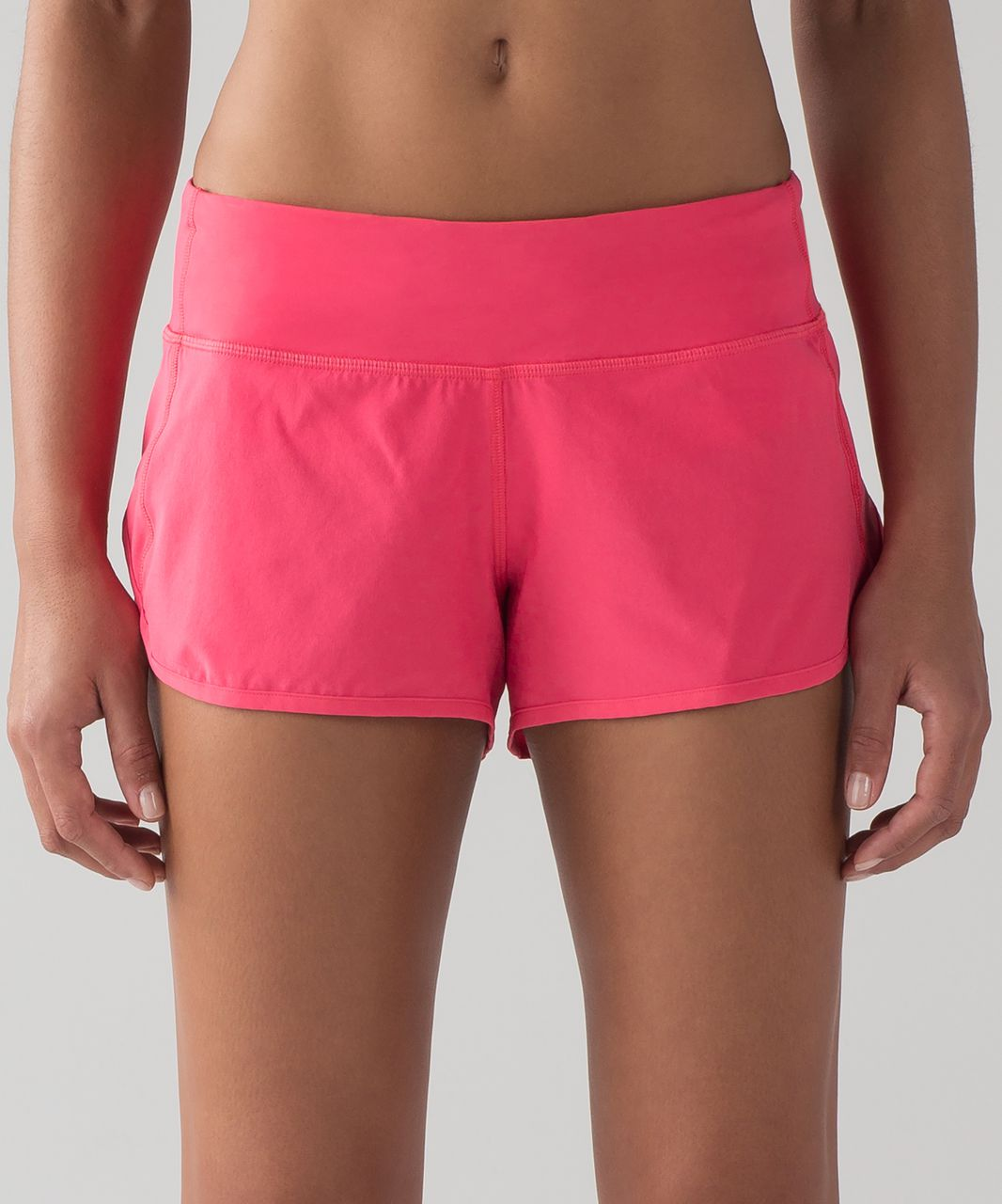 "Lululemon Speed Short (4-way Stretch 2 1/2"") - Lip Gloss"