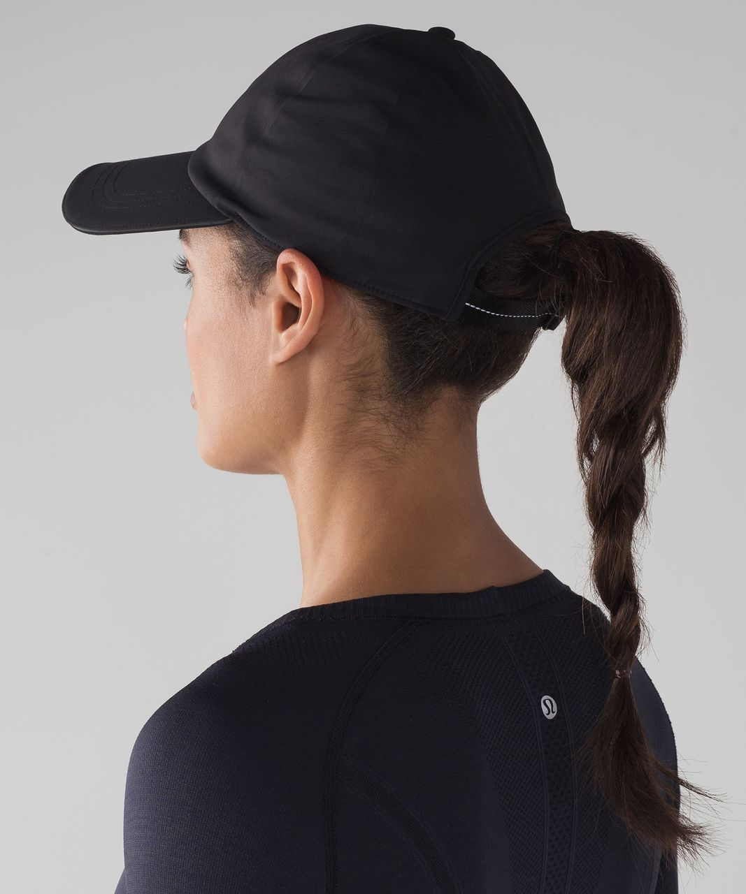 fe4d2c955046d Lululemon Baller Hat Run - Black - lulu fanatics