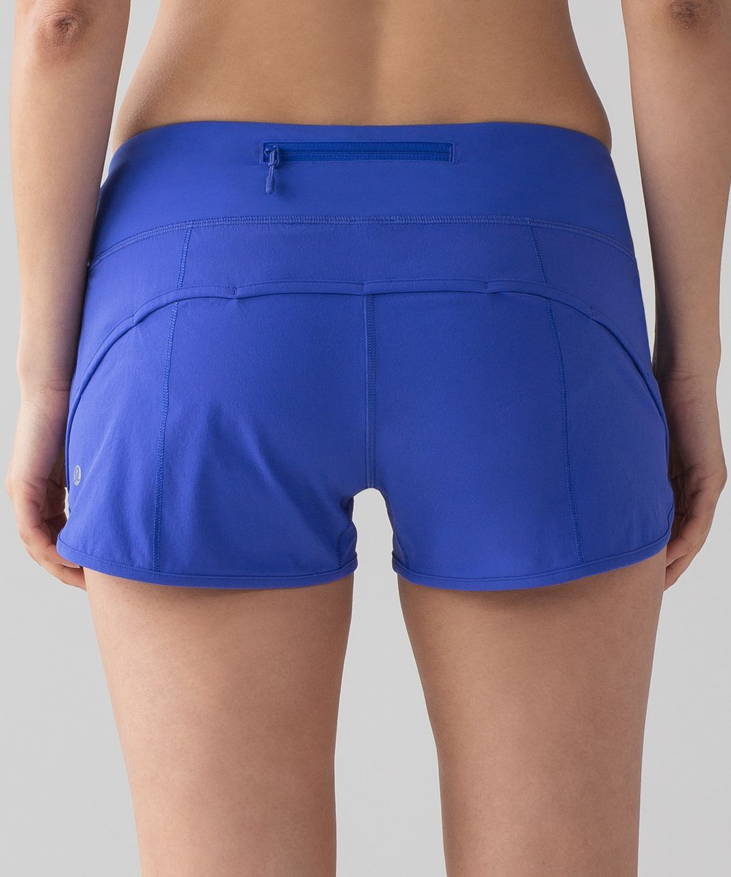 "Lululemon Speed Short (4-way Stretch 2 1/2"") - Blazer Blue"