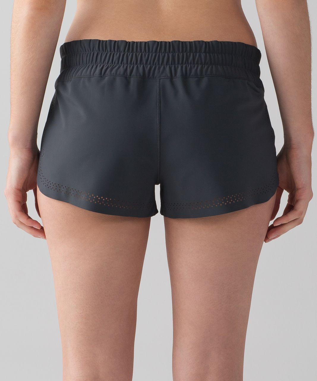 "Lululemon Swell Chaser Short (2"") - Blue Tied"