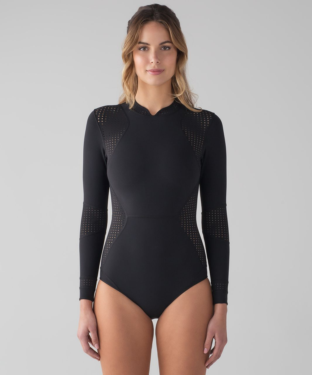 Lululemon Paddle Times Suit Black Lulu Fanatics