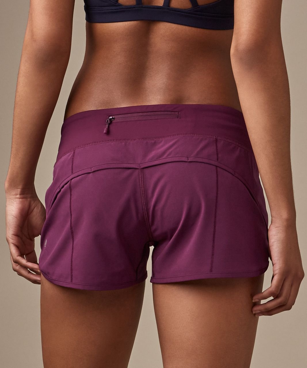 "Lululemon Speed Short (4-way Stretch 2.5"") - Marvel"