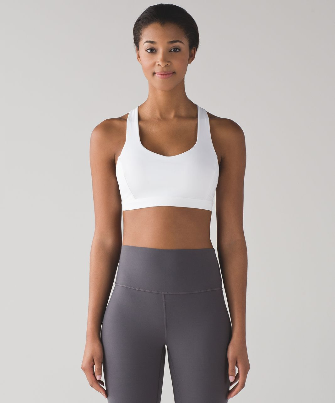 089da315d Lululemon Free To Be Serene Bra - White - lulu fanatics