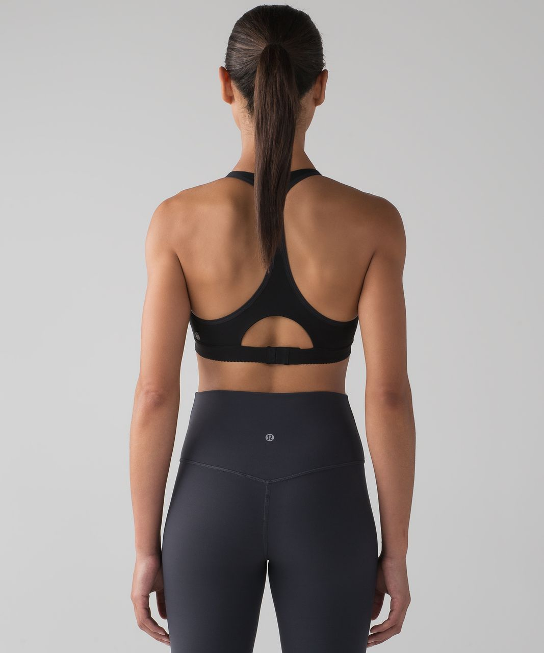 5320c35bc29 Lululemon All Day Breeze Bra - Black - lulu fanatics