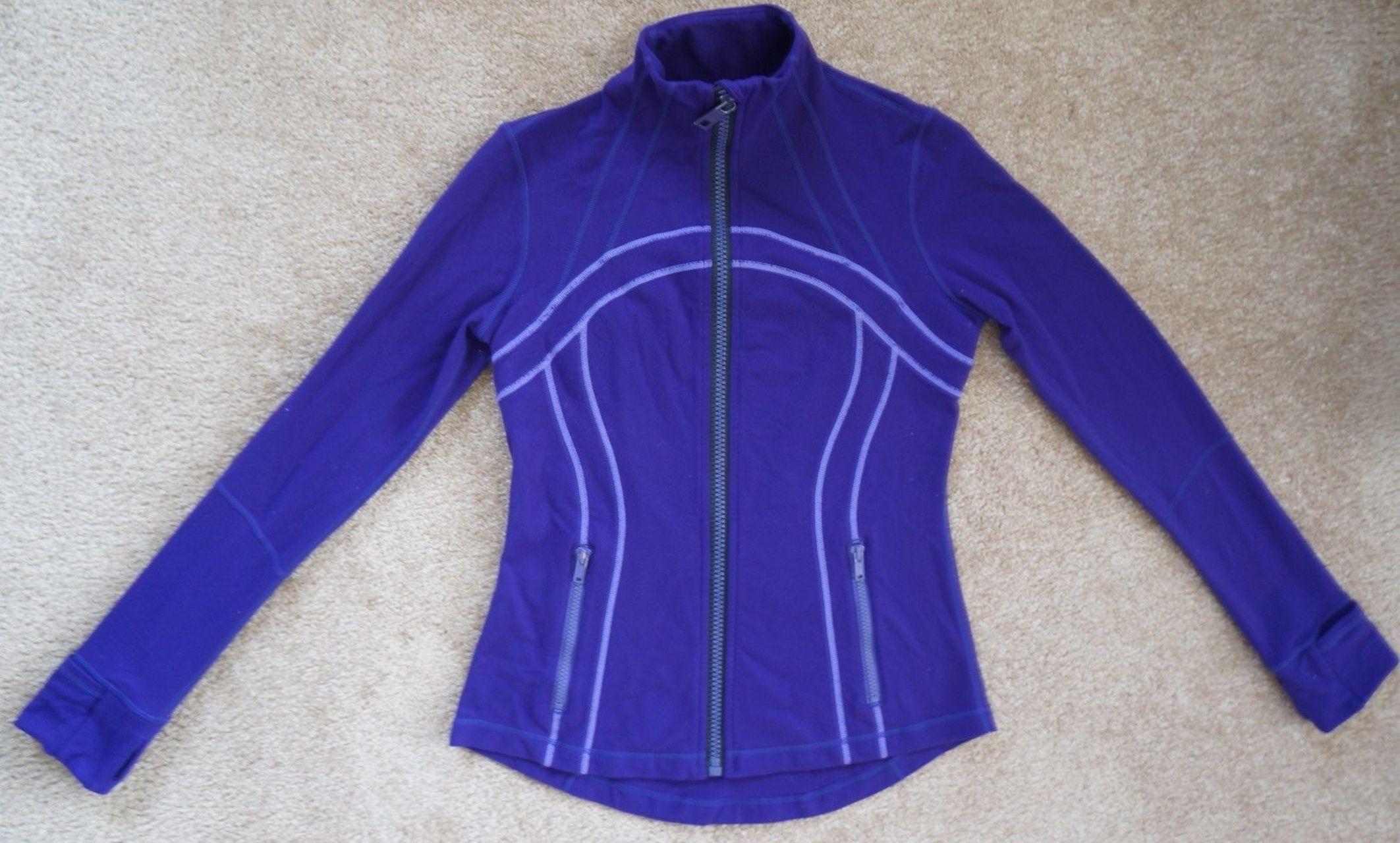 Lululemon Define Jacket - Lolo Purple