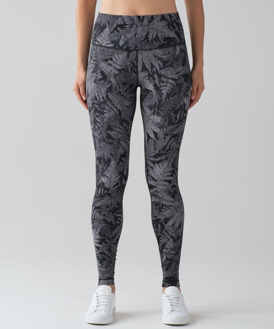"Lululemon Wunder Under Hi-Rise Tight (Full-On Luxtreme 28"") - Kindred Spirit Black Multi"