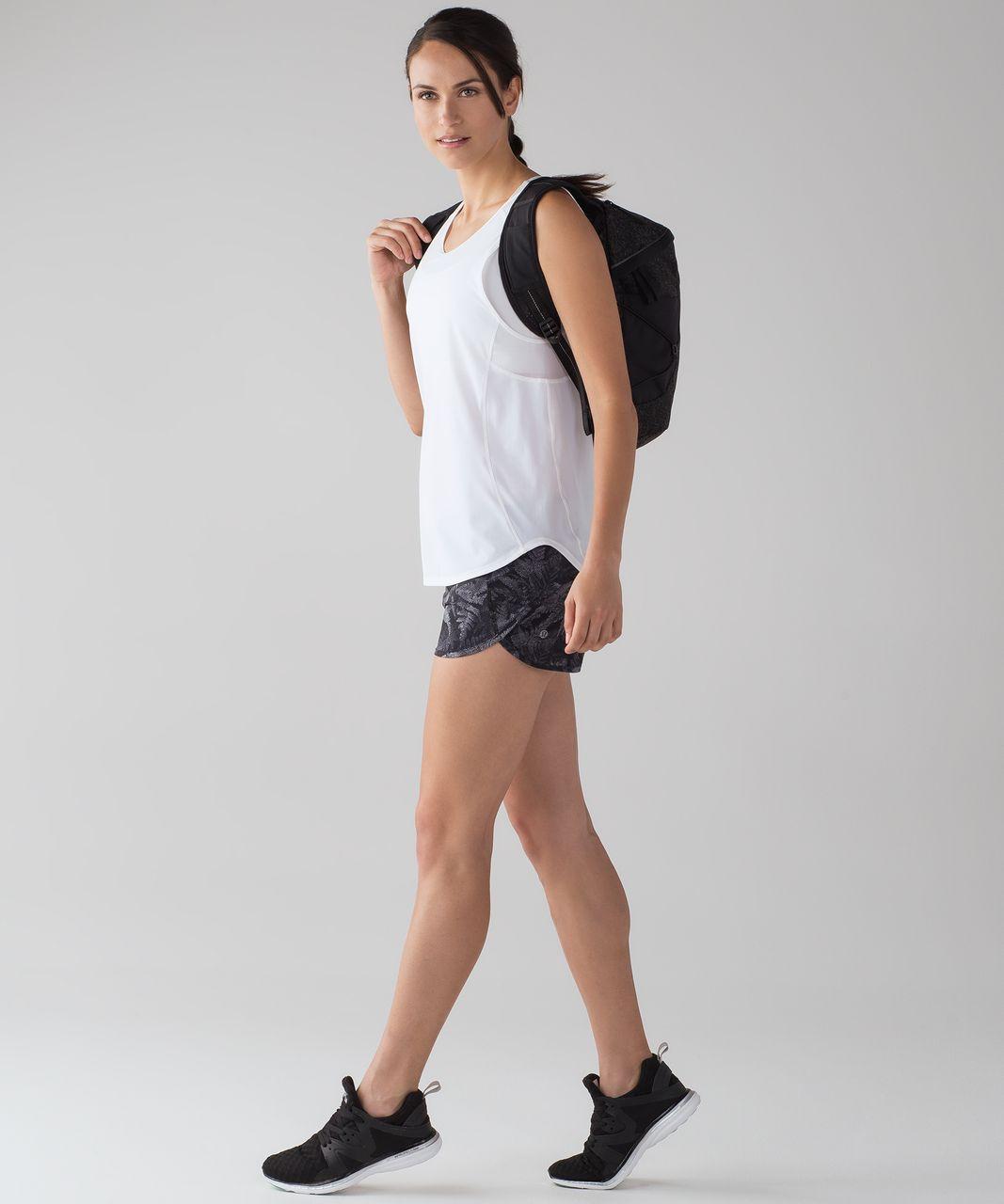 "Lululemon Speed Short (4-way Stretch 2.5"") - Kindred Spirit Black Multi / Black"