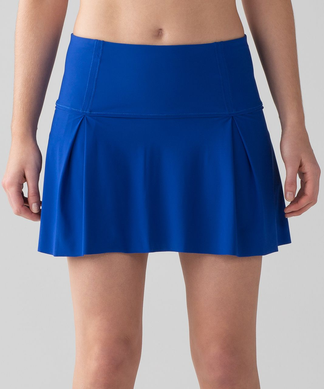 "Lululemon Lost In Pace Skirt (Tall) (15"") - Jet Stream"
