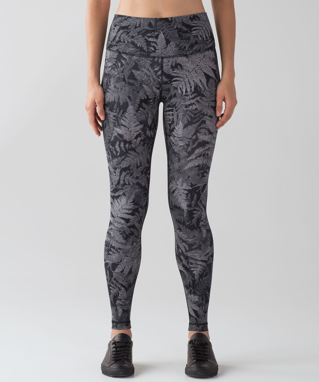 "Lululemon Wunder Under Hi-Rise 7/8 Tight (Full-On Luxtreme 25"") - Kindred Spirit Black Multi"