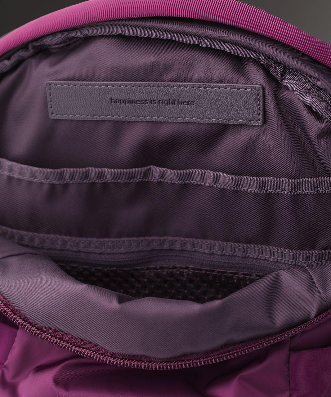 Lululemon Run All Day Backpack II *13L - Marvel