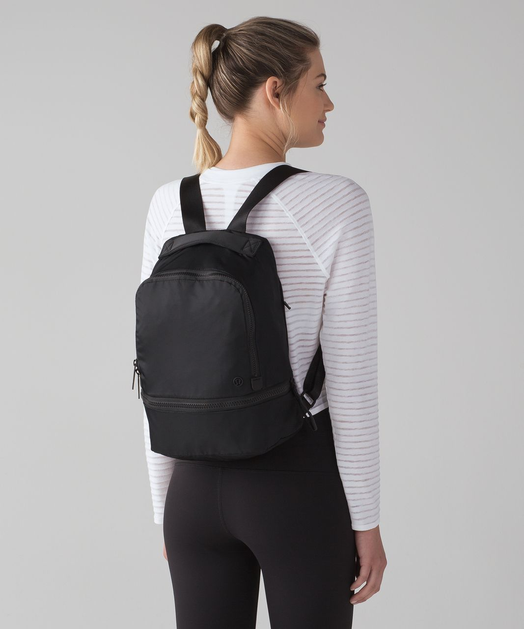 Lululemon Go Lightly Backpack (Mini) - Black - lulu fanatics