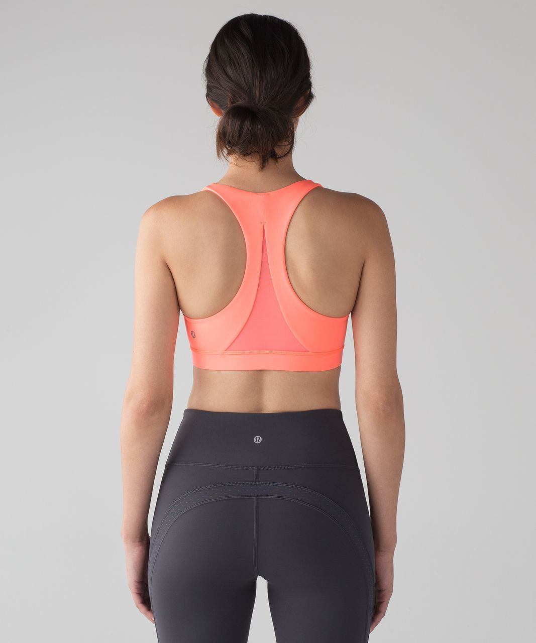 Lululemon Invigorate Bra - Pop Orange