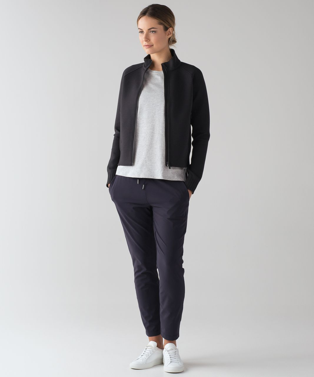 Lululemon On The Fly Pant Woven 28 Quot Midnight Navy