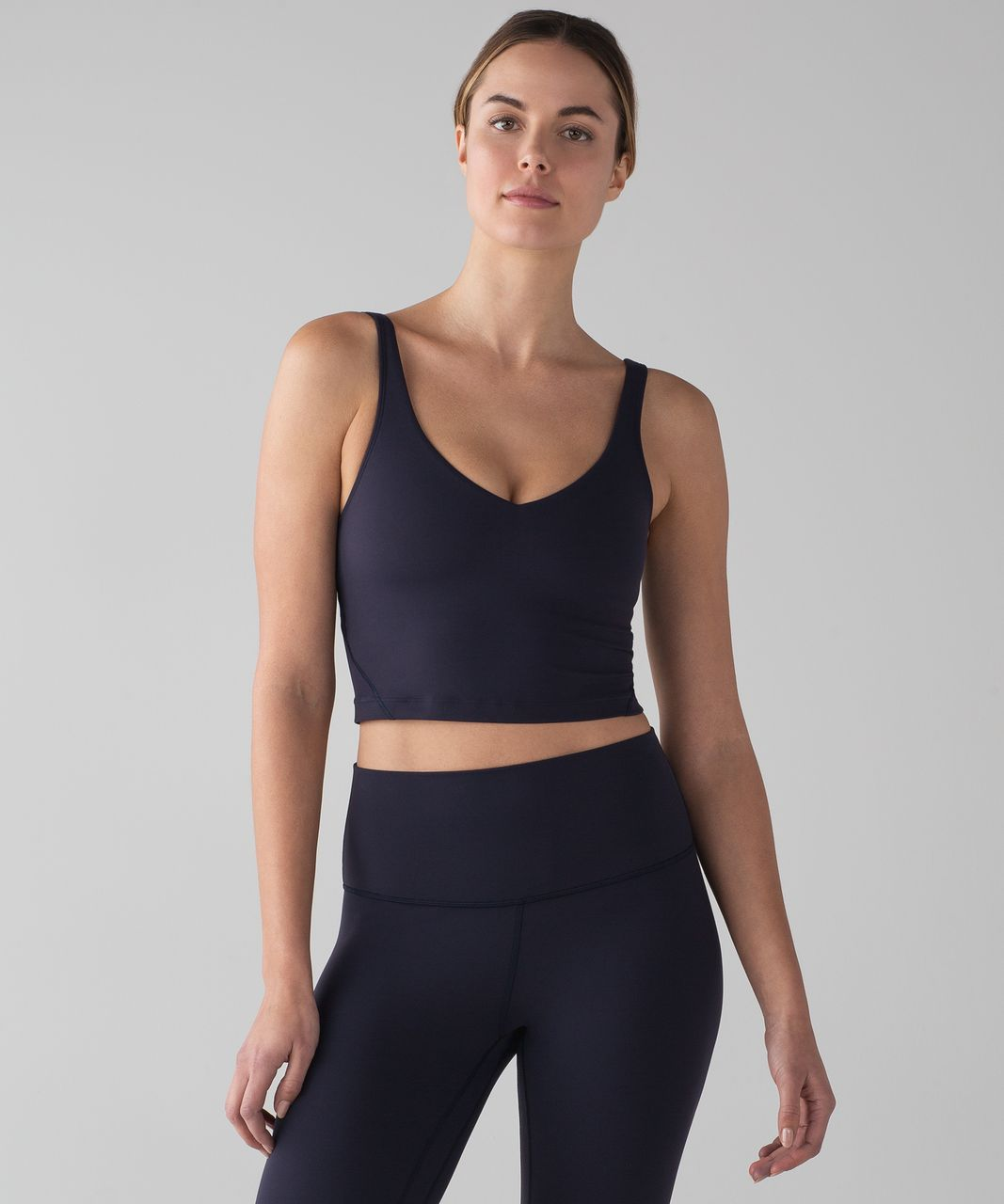 003a25b7f0d3c Lululemon Arise Tank - Midnight Navy - lulu fanatics