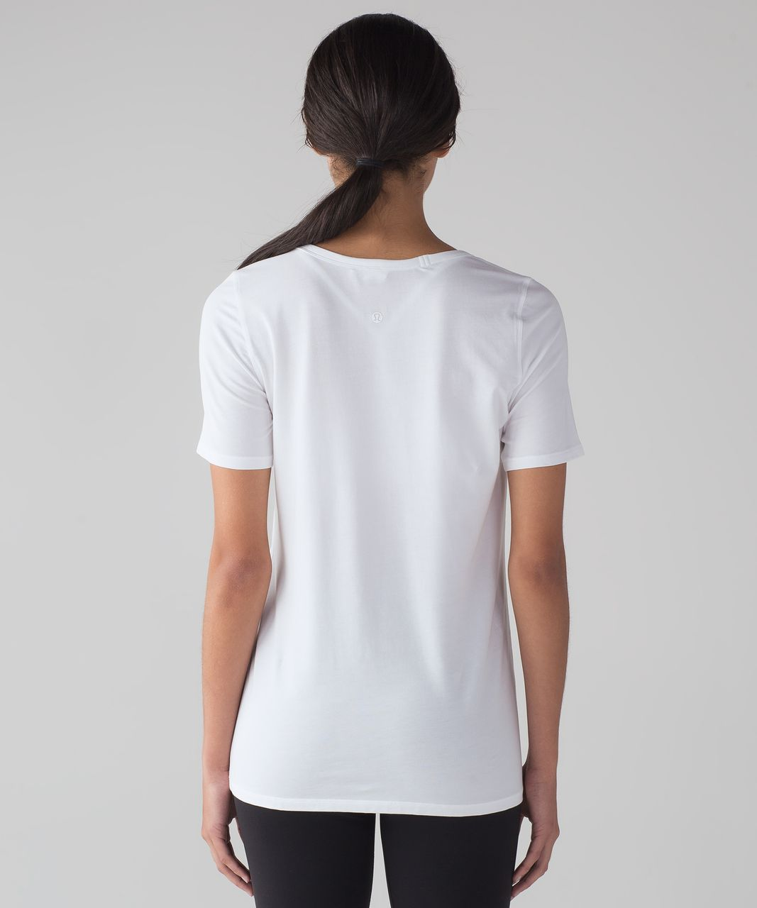 Lululemon Love Crew (Expression) - White