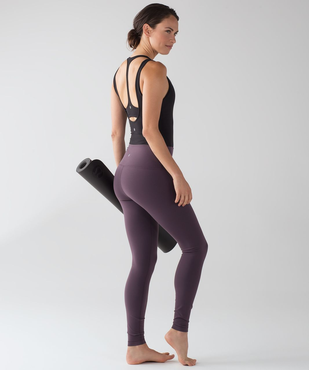 Lululemon Arise Bodysuit Black Lulu Fanatics