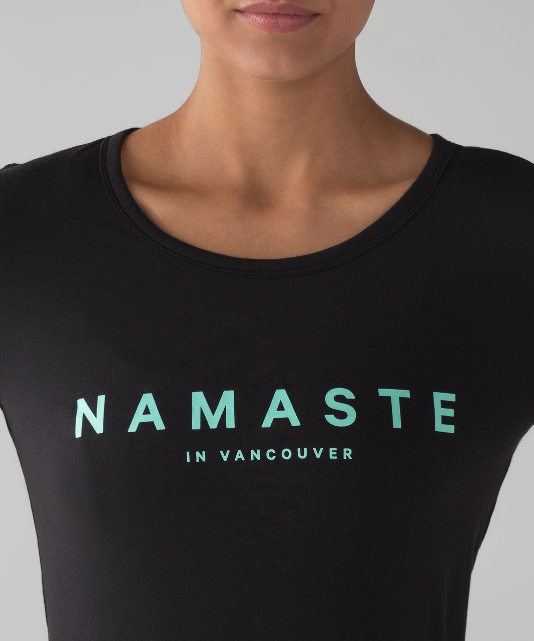 Lululemon Love Crew (Namaste) - Black