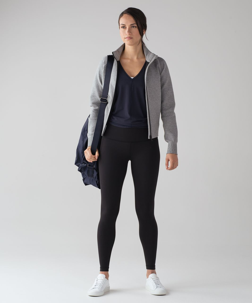 "Lululemon Wunder Under Hi-Rise Tight (Full-On Luxtreme 28"") - Black (First Release)"