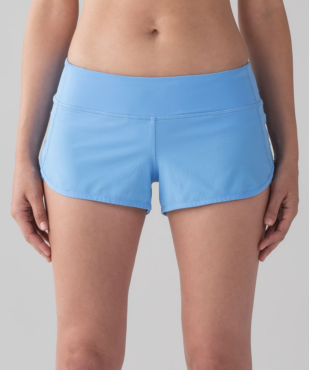 "Lululemon Speed Short (4-way Stretch 2.5"") - Aero Blue"