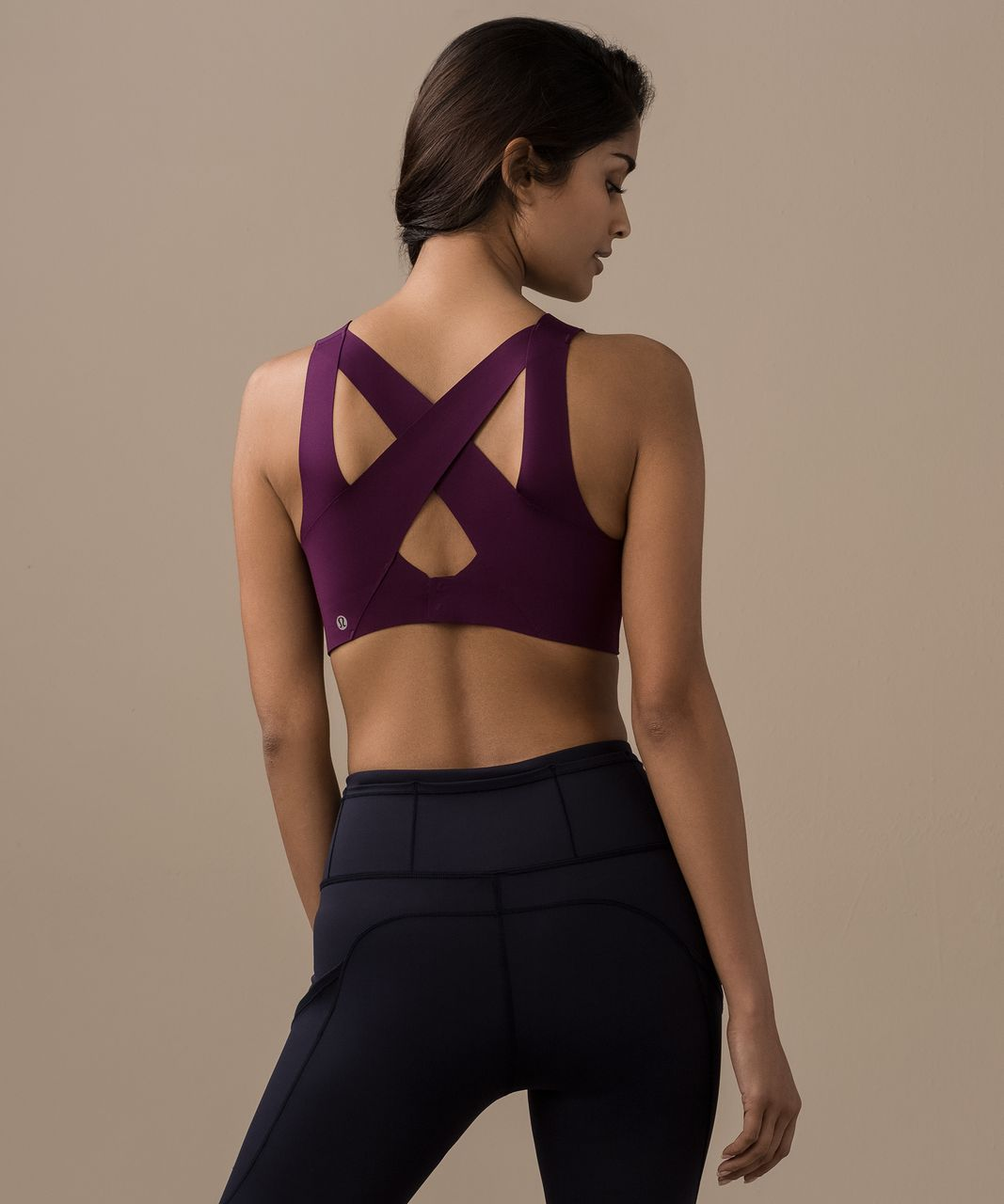f066df6ff4a74 Lululemon Enlite Bra - Marvel