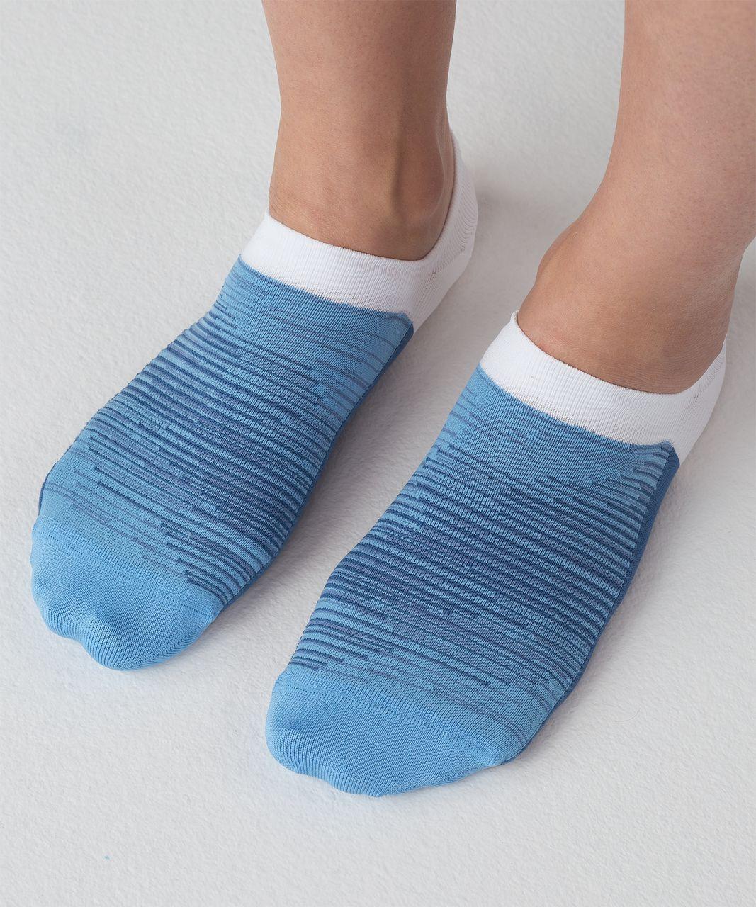 Lululemon Play All Day Sock - Aero Blue / Royal