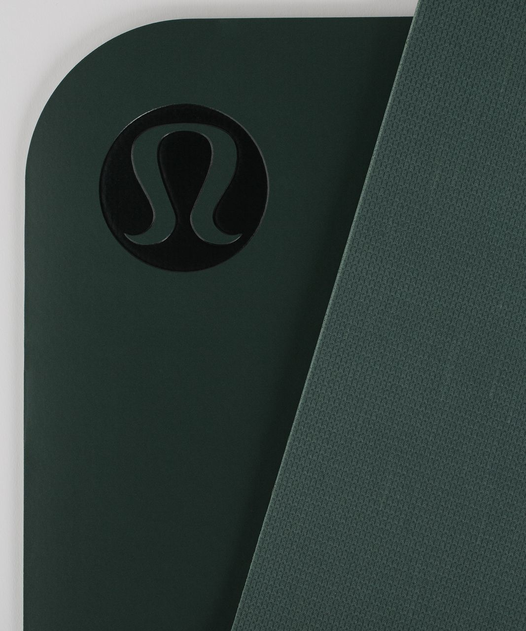Lululemon The Reversible Mat 5mm - Dark Forest / Medium Forest