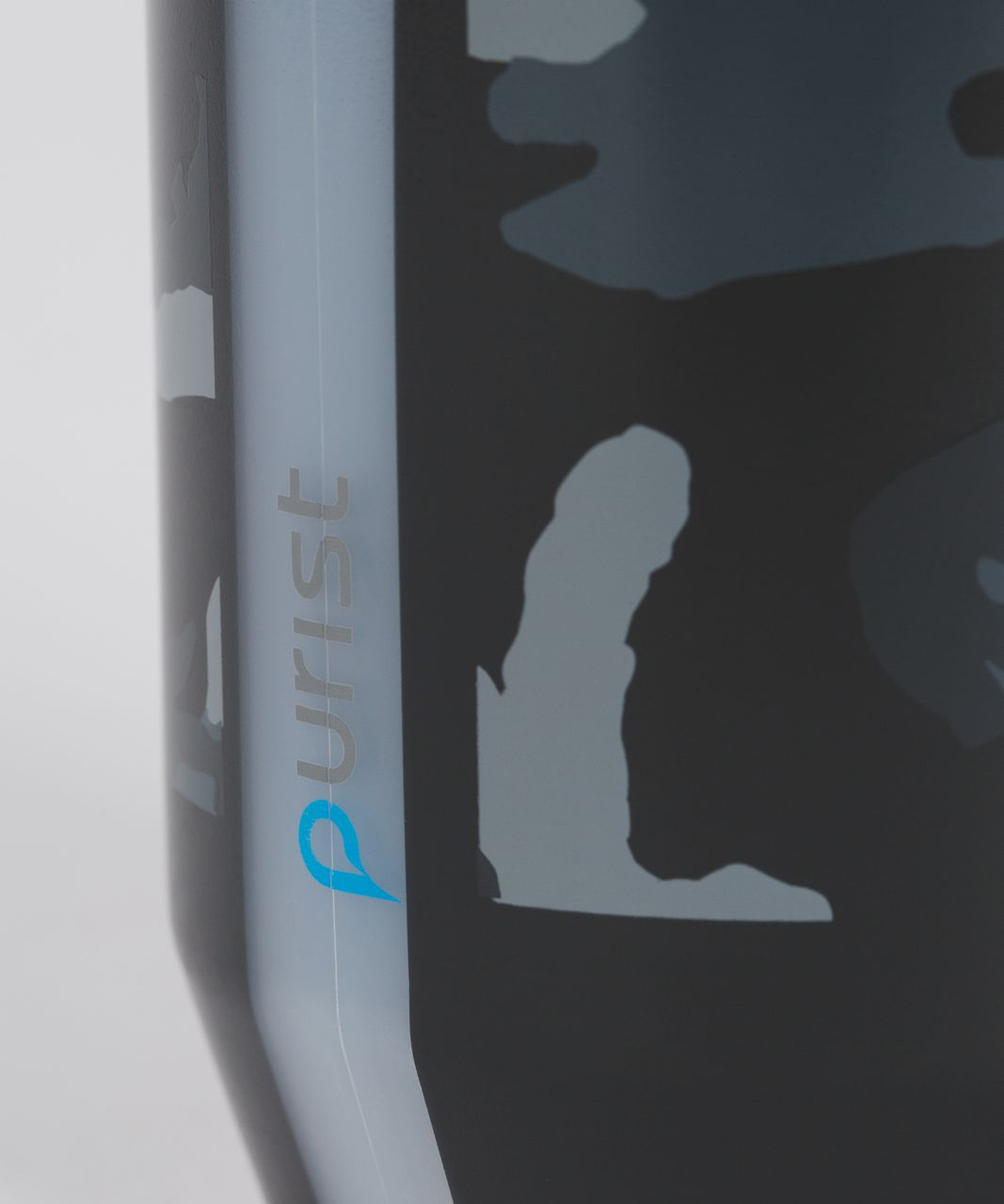 Lululemon Purist Cycling Waterbottle - Purist Black Camo