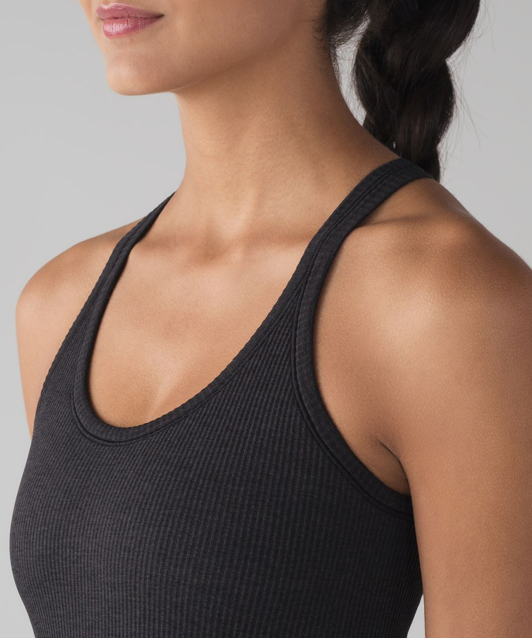Lululemon Ebb To Street Tank (Light Support For B/C Cup) - Black
