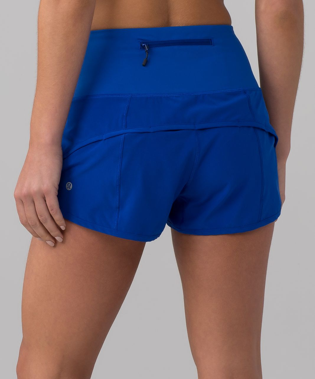 "Lululemon Speed Short (High Waist 2.5"") - Jet Stream"