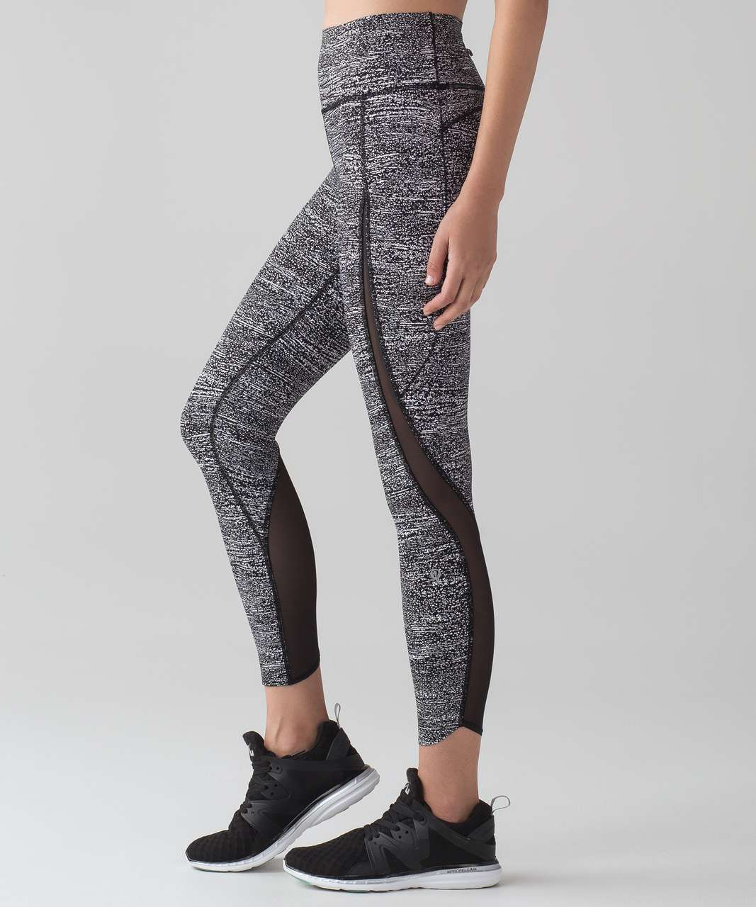 Lululemon Pace Perfect 7 8 Tight 25 Quot Air Time White