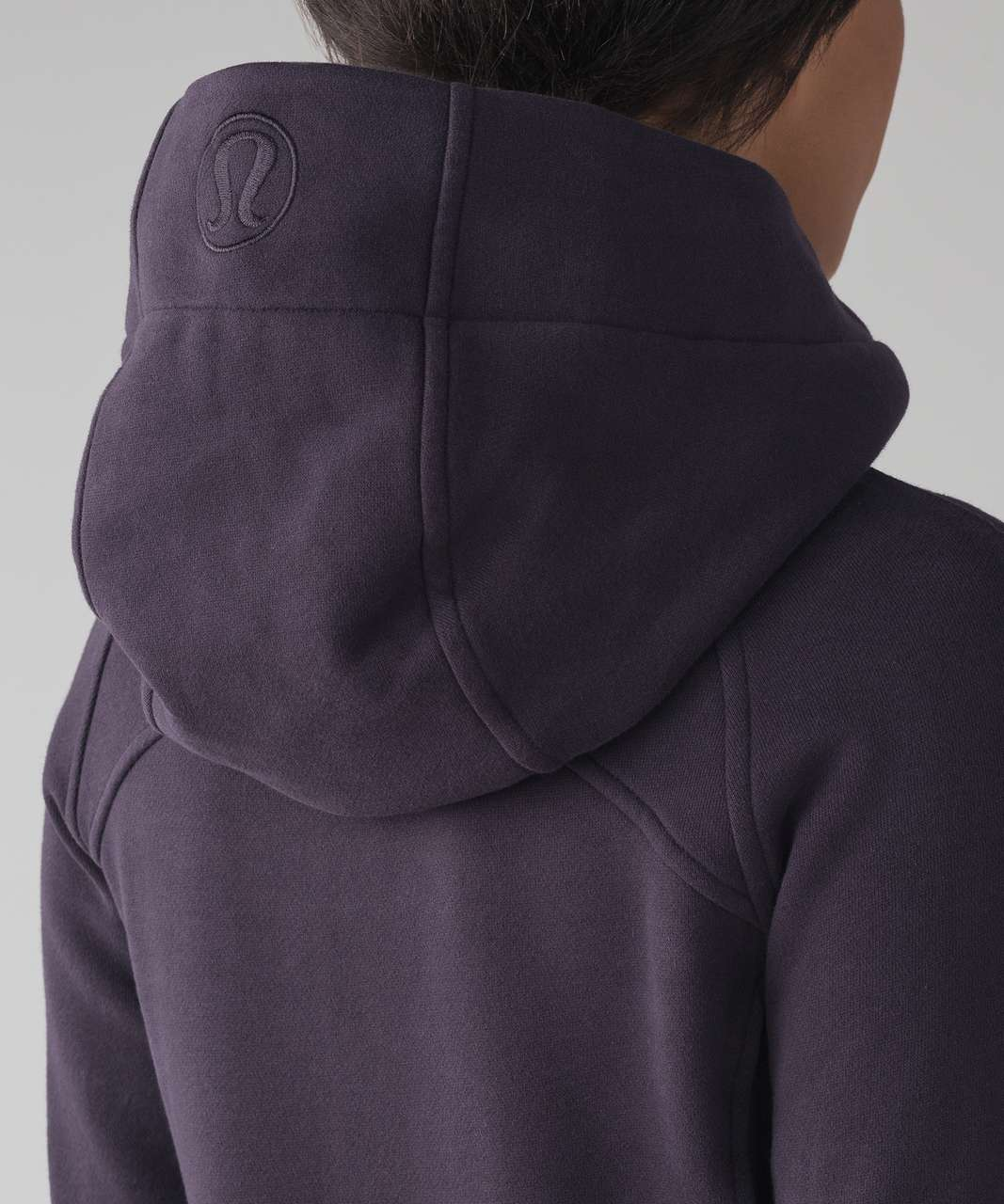 Lululemon Scuba Hoodie *Light Cotton Fleece - Boysenberry