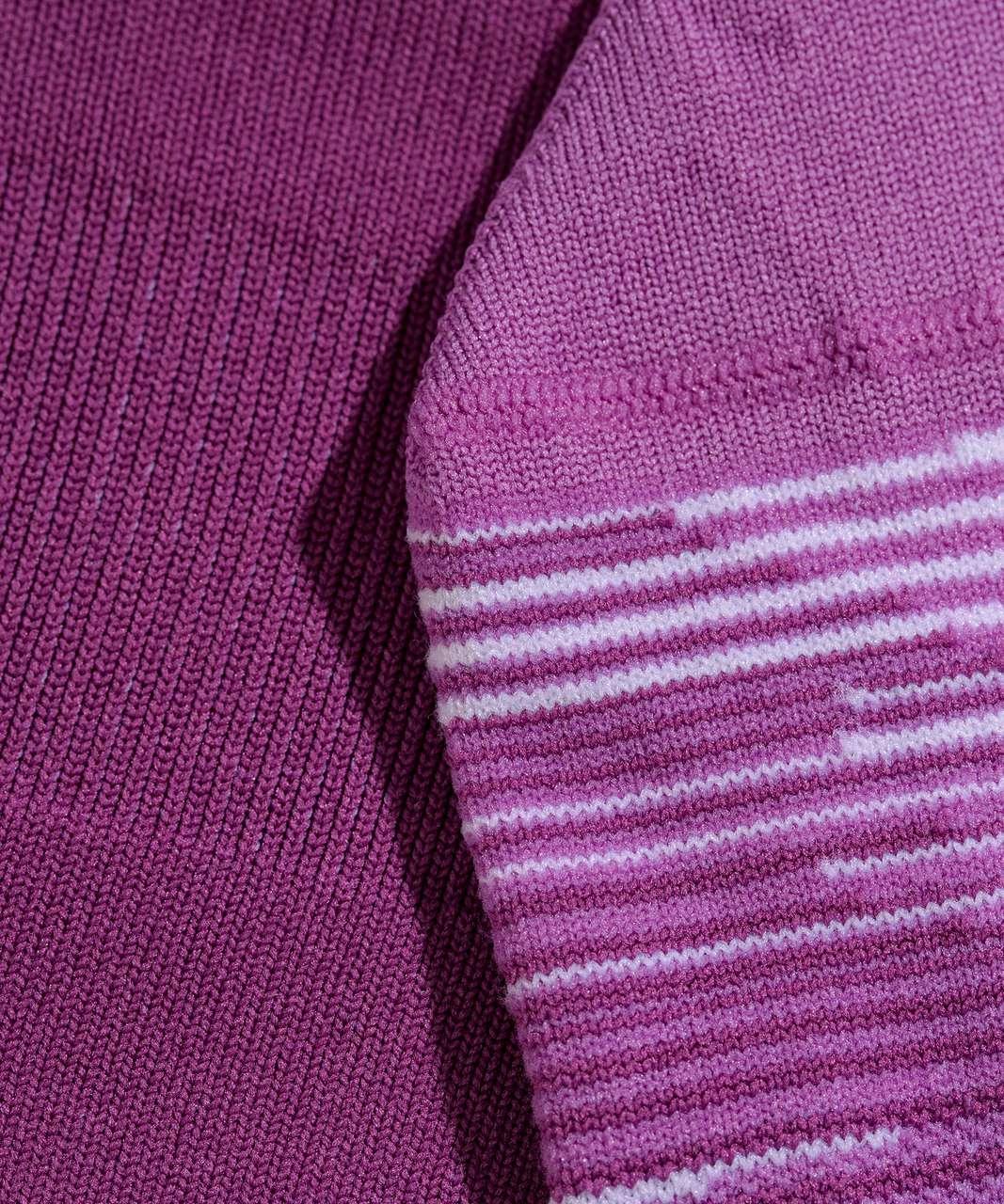 Lululemon Play All Day Sock - Prince Purple / Dark Mystic