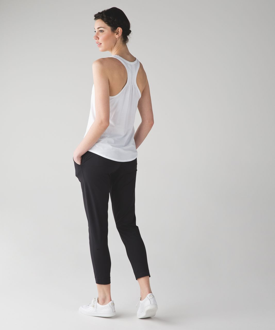 Lululemon Yogi Everyday Tank - White