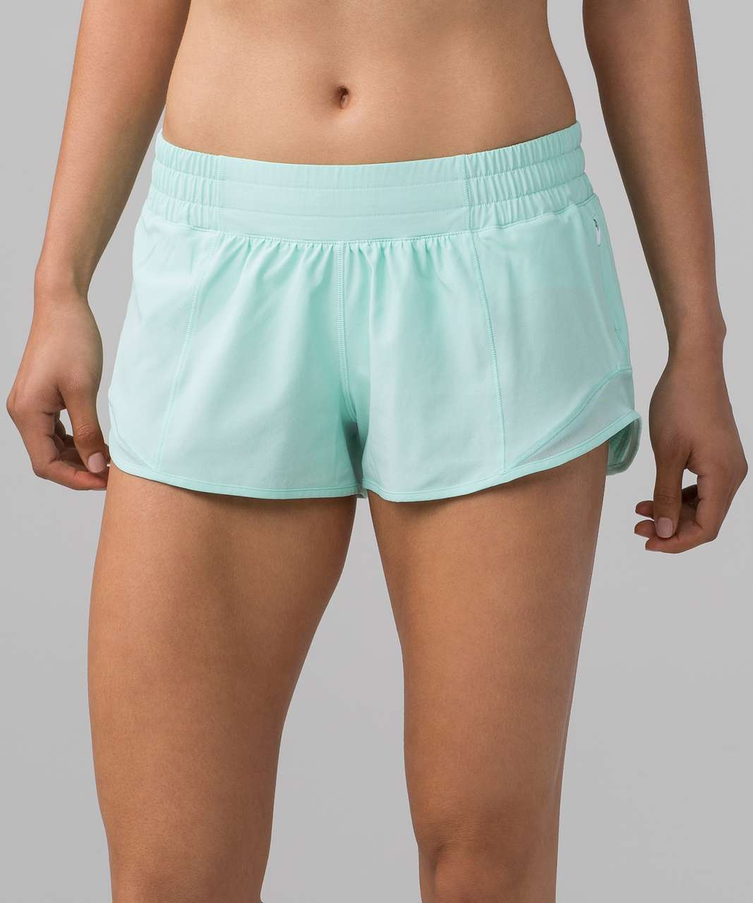 "Lululemon Hotty Hot Short II (2.5"") - Toothpaste"
