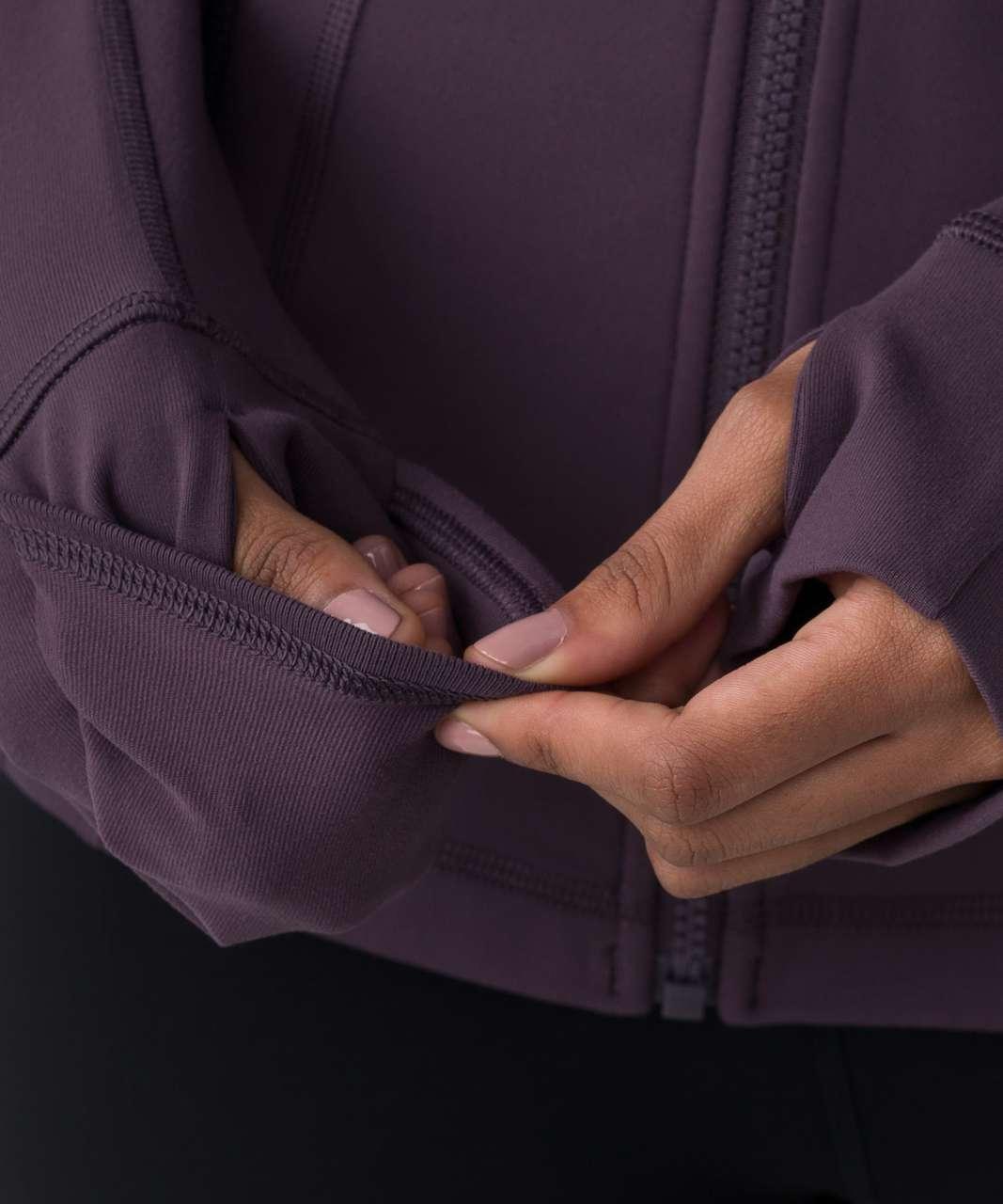 Lululemon Define Jacket - Black Currant (First Release)
