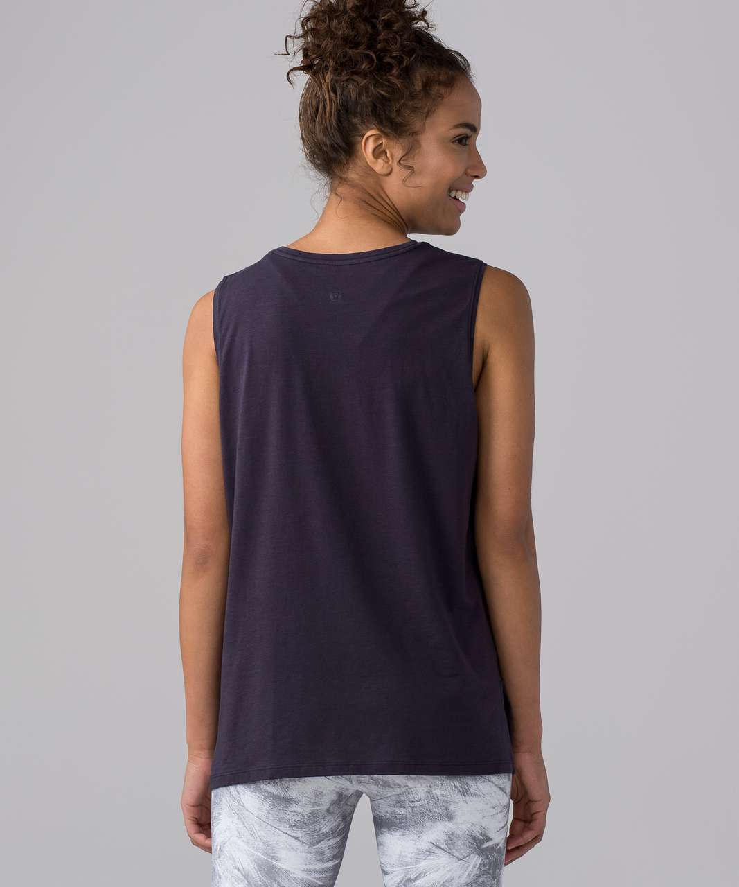 Lululemon Love Sleeveless Tank - Boysenberry