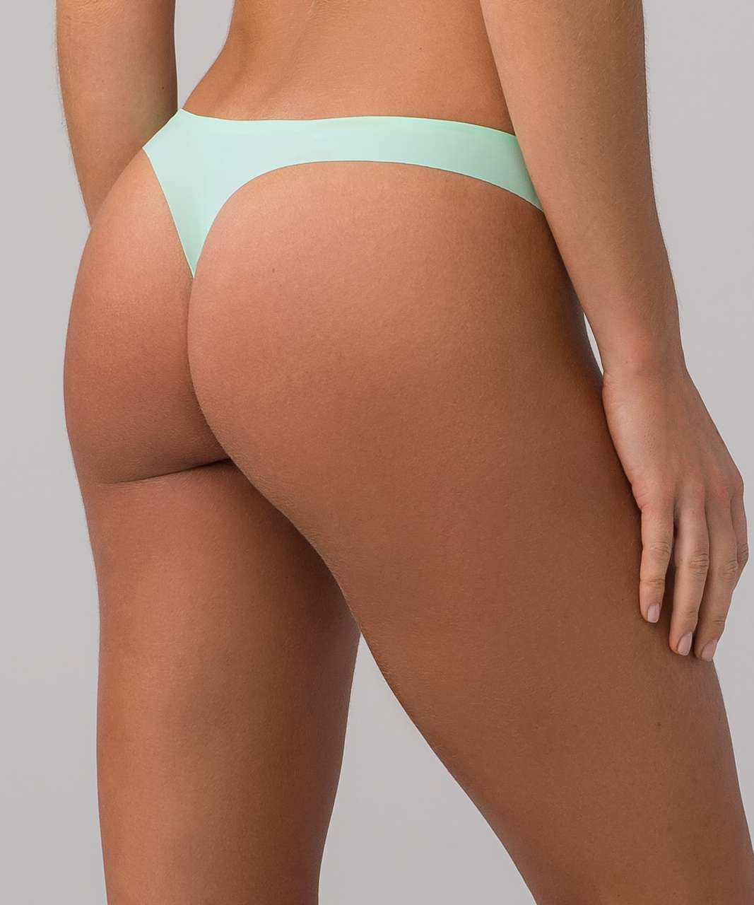 Lululemon Namastay Put Thong II - Fresh Teal