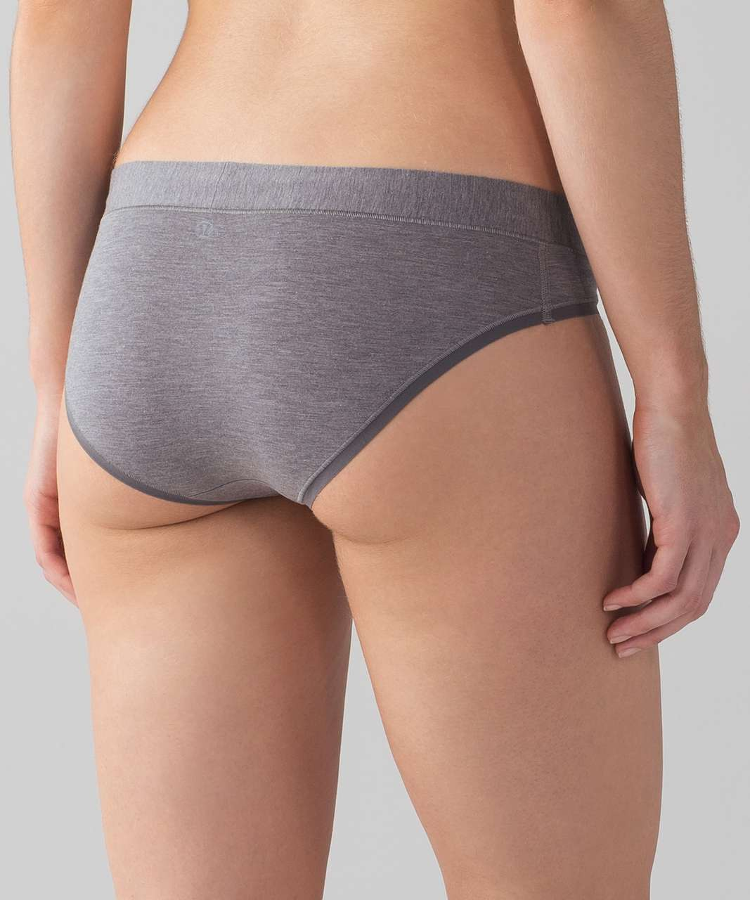 Lululemon Mula Bandhawear Bikini - Heathered Dark Carbon / Dark Carbon