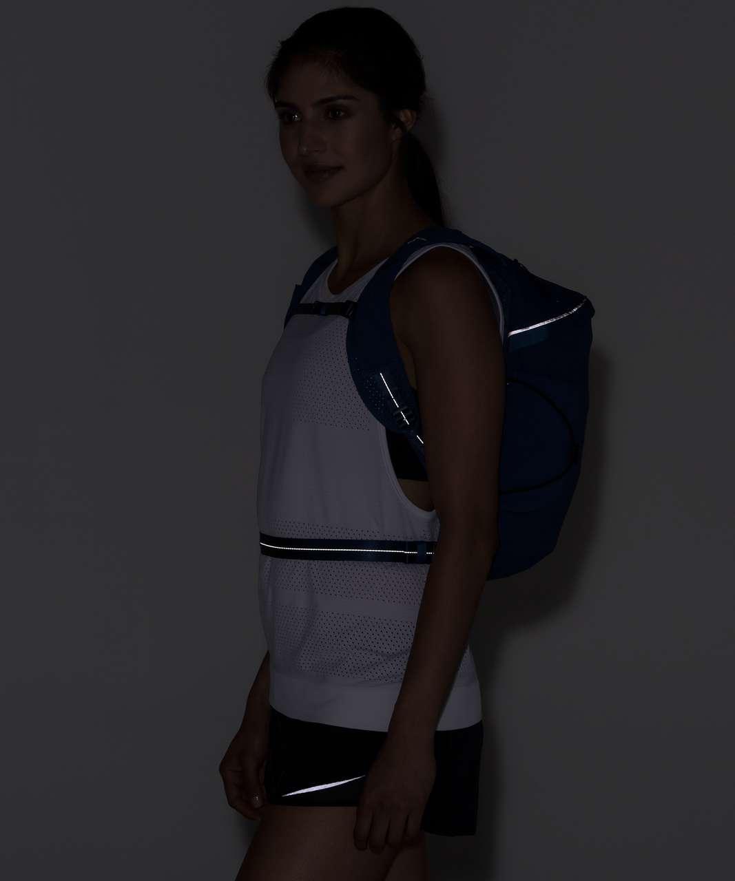 Lululemon Run All Day Backpack II *13L - Royal