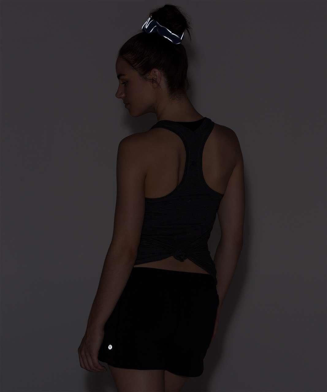 Lululemon Light Locks Scrunchie - Royal
