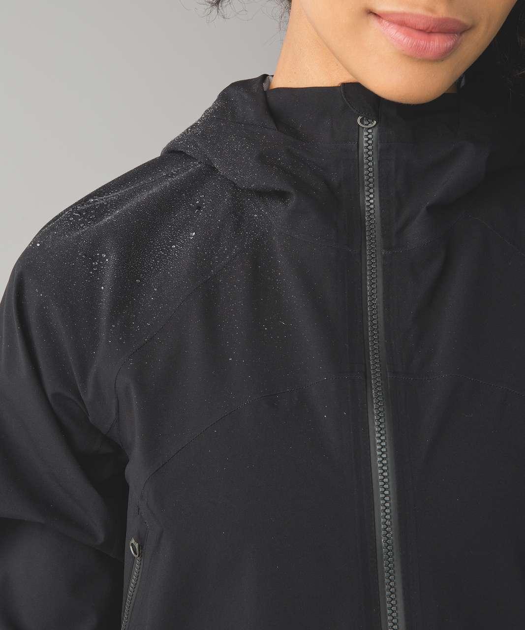 Lululemon Aint No Rain Jacket Black Lulu Fanatics
