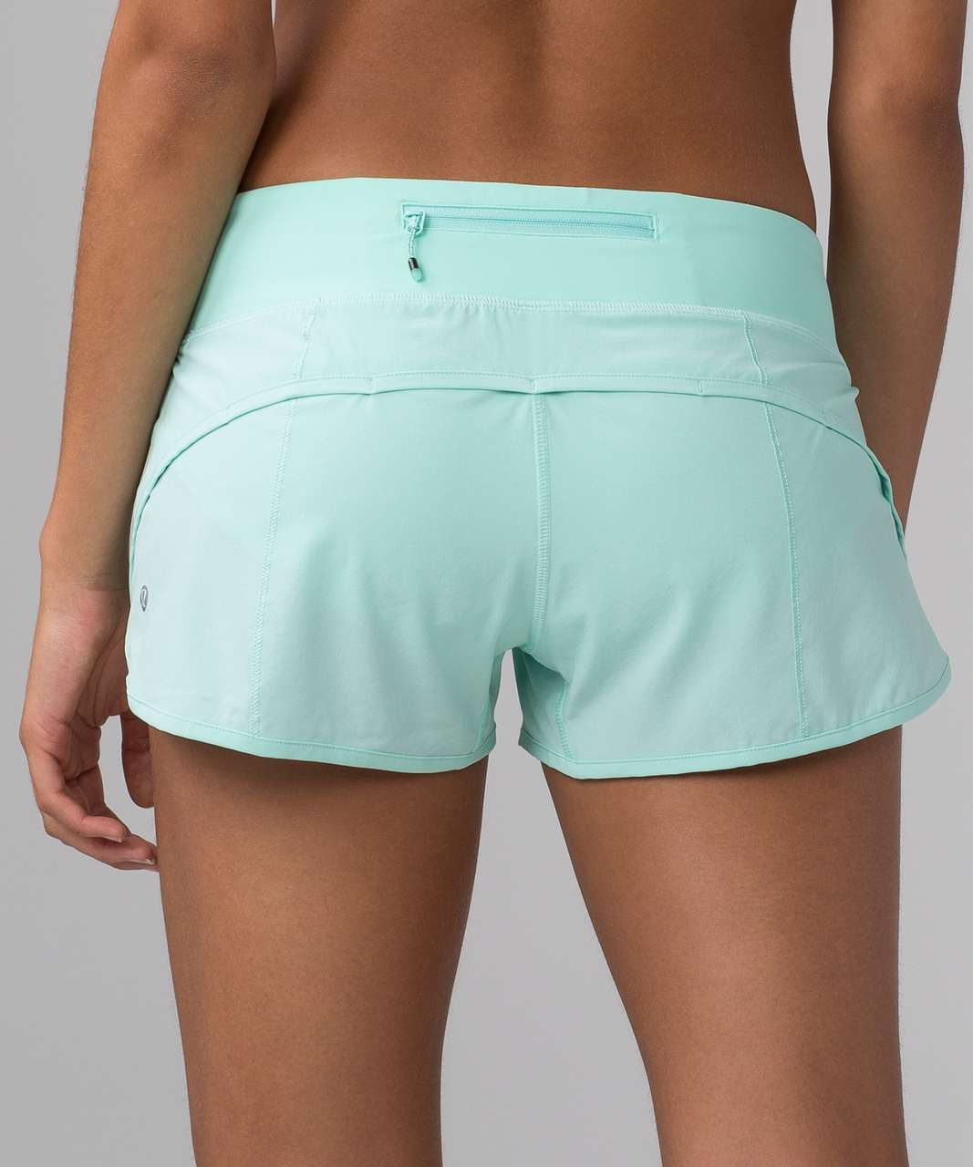 "Lululemon Speed Short (4-way Stretch 2.5"") - Toothpaste"
