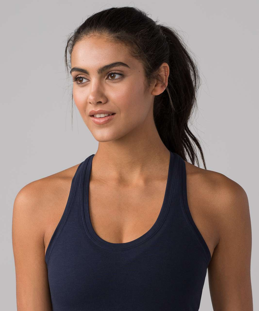 Lululemon Cool Racerback II (Pima) - Midnight Navy
