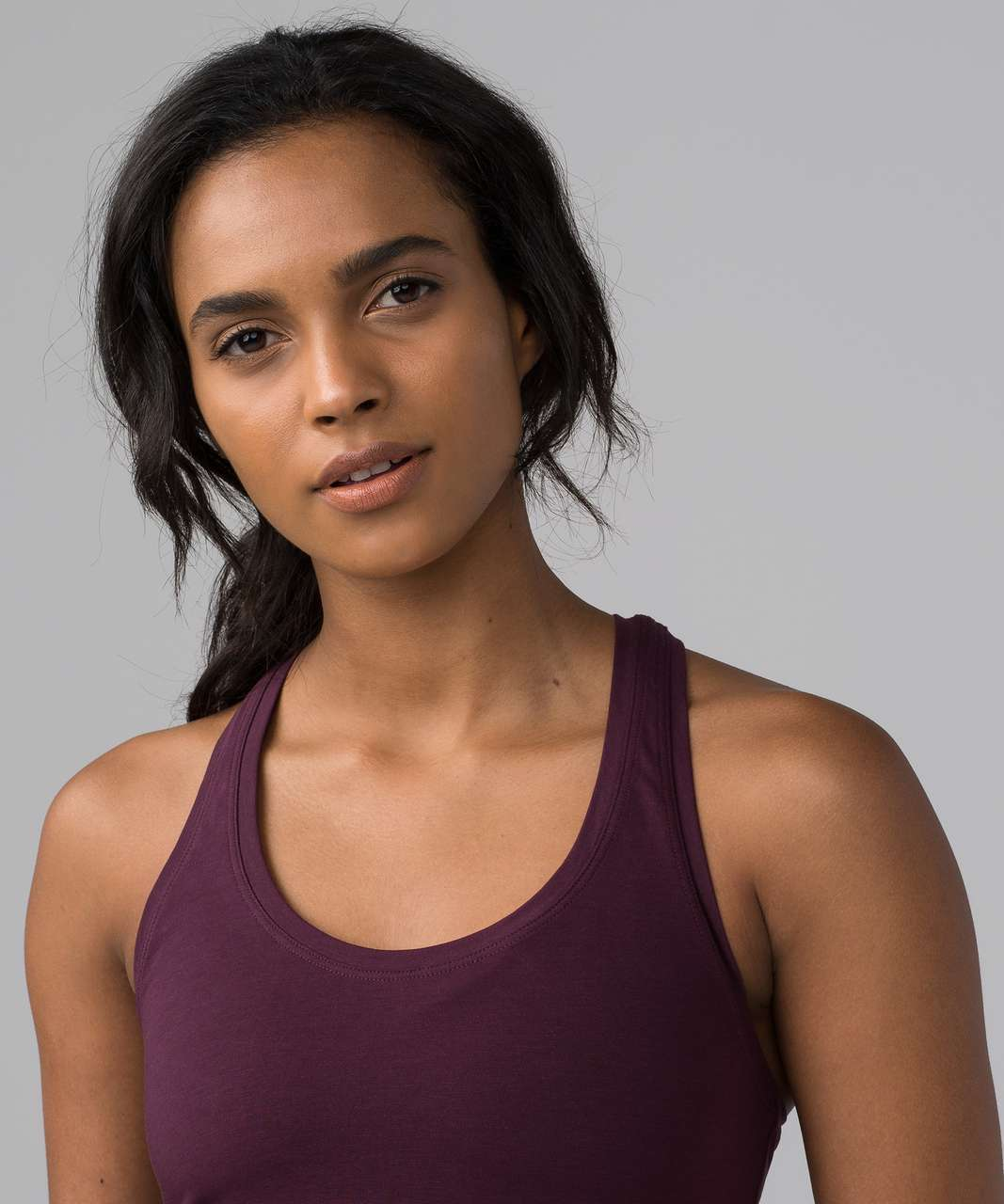 Lululemon Cool Racerback II (Pima) - Dark Adobe