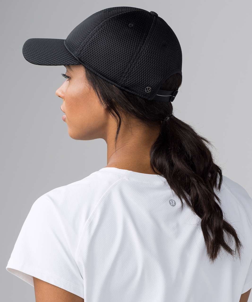 be41a145 Lululemon Baller Hat (Spacer Mesh) - Black - lulu fanatics
