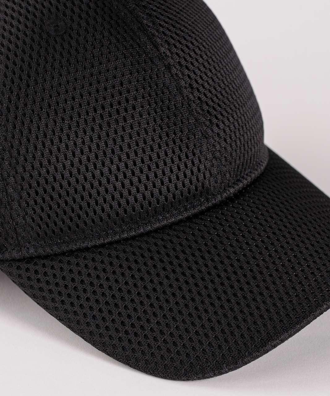 Lululemon Baller Hat (Spacer Mesh) - Black