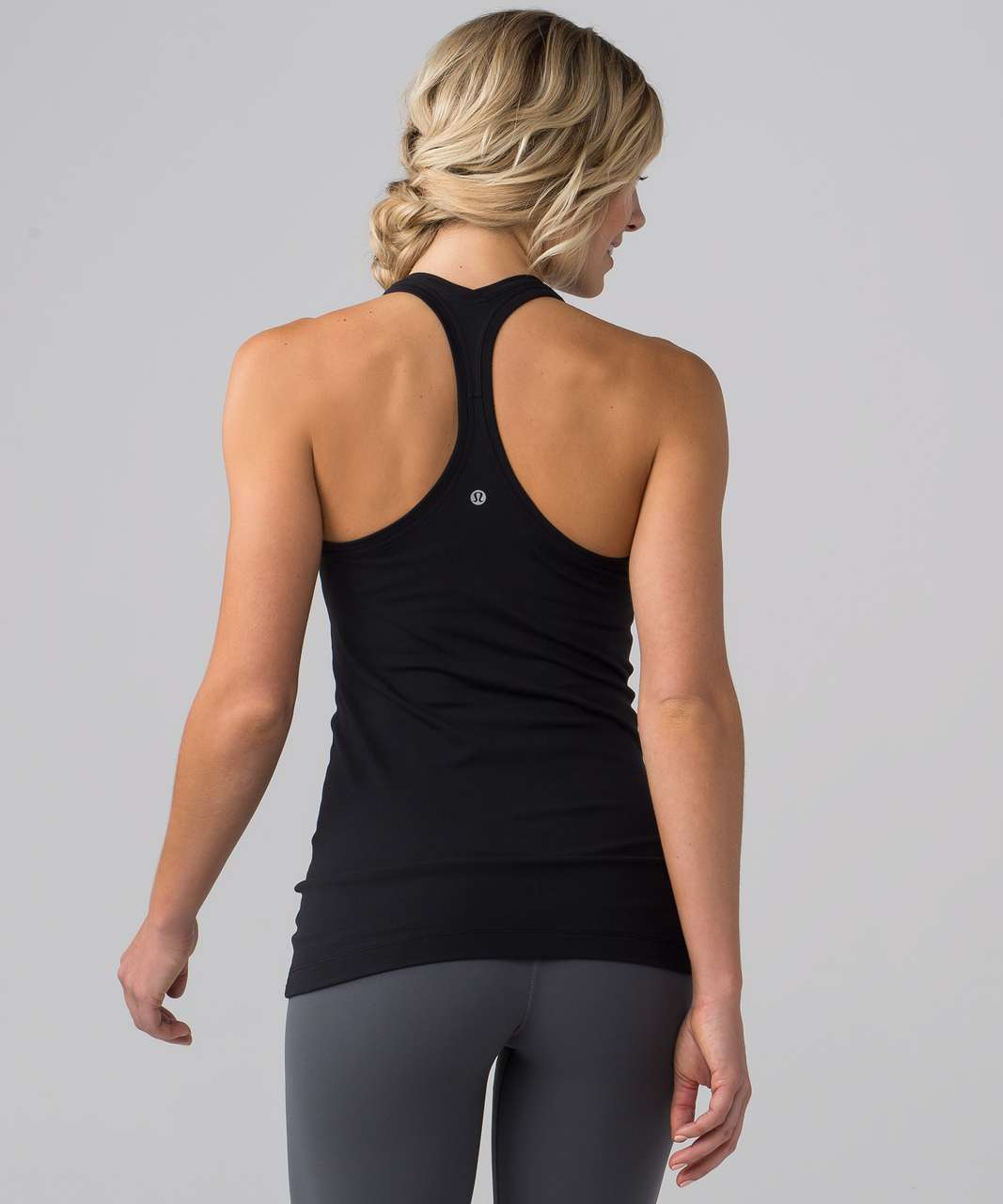 Lululemon Cool Racerback (This Is Yoga) - Black