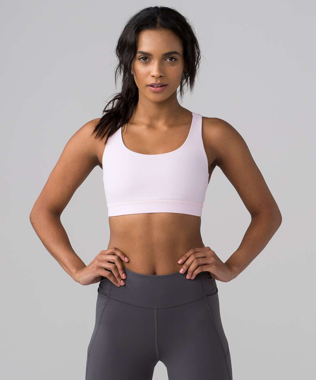 Lululemon Energy Bra - Powdered Rose (First Release)