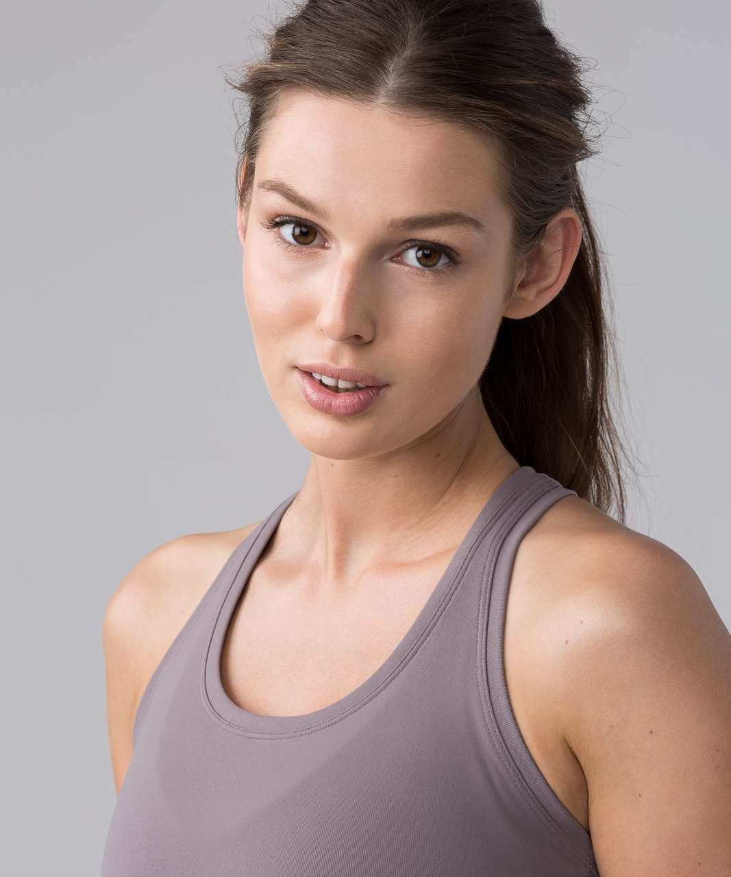 Lululemon Cool Racerback II - Galaxy Grey